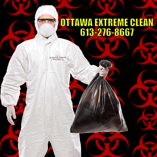 Kitchener-Waterloo Extreme cleaning services