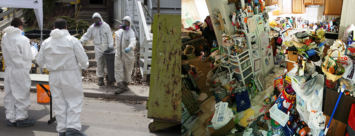 Extreme Hoarding Cleanup Kitchener-Waterloo