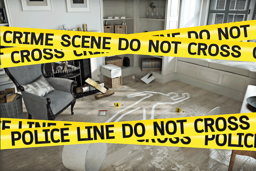 Crime Scene Cleaning Kitchener-Waterloo
