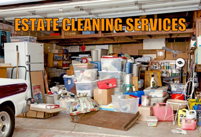Kitchener-Waterloo Estate Clean out Services