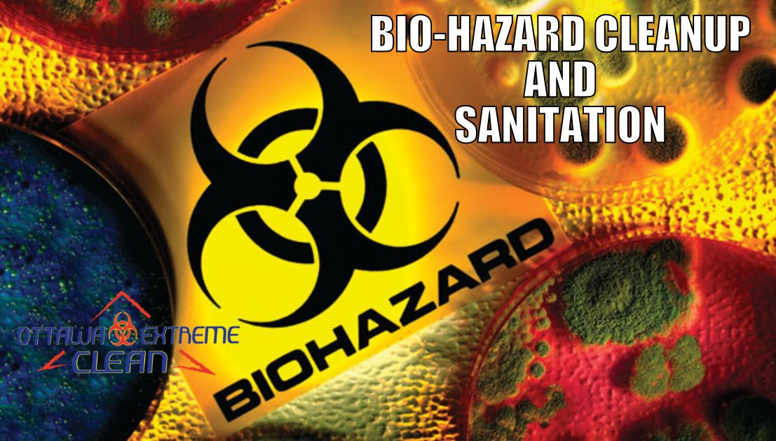 biohazard cleaning kitchener-waterloo