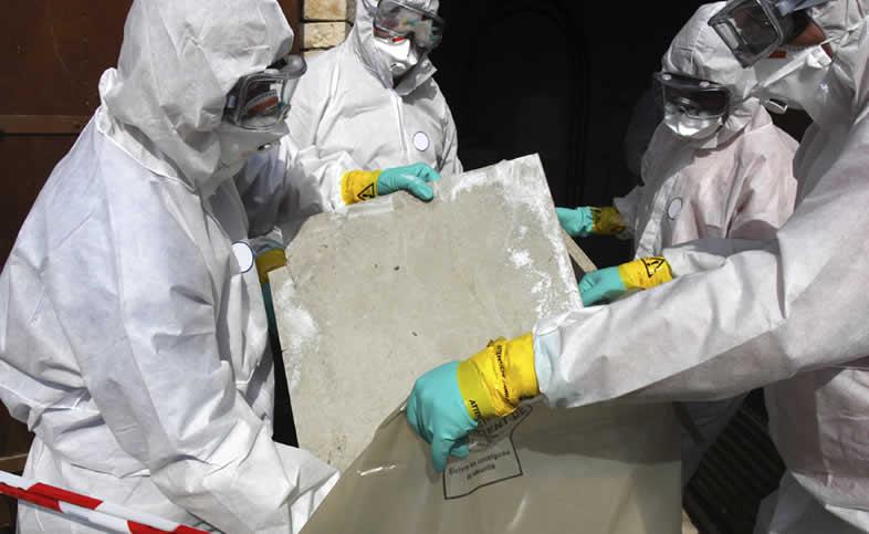 Asbestos Removal Kitchener-Waterloo